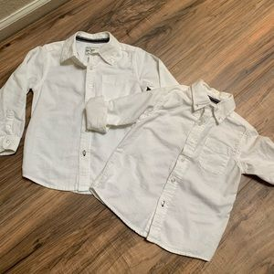 2 Children's Place Dress Shirts